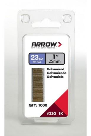 Arrow AR23G25 25mm 1000 Adet Profesyonel Başsız Çivi