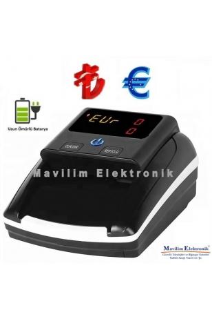 Bill Counter AL-130 F2 SahtePara Kontrol Makinesi  TL,  EURO